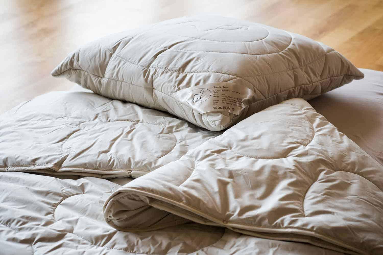 Alpaka Duvets - Bester Schlaf im Bett